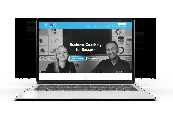 REACH website - after