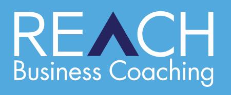 reach business coaching logo