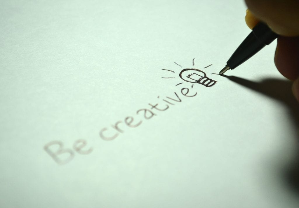 be creative note